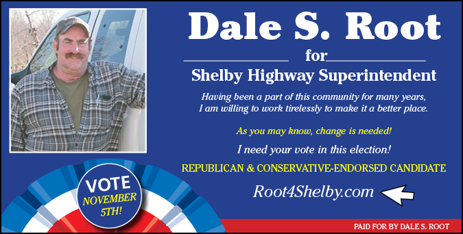 Link to Dale Root election website