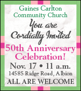 6201 Gaines Carlton Community Church