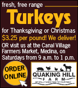 Link to Quaking Hill Farm website