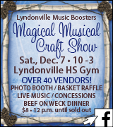 6257 Lyndonville Music Boosters