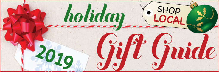 Holiday Gift Guide banner art
