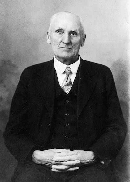 Edward Fancher