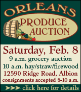 Link to Orleans Produce Auction on Facebook