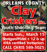 Clay Crushers practice begins March 15