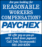 Call Paychex for workers compensation insurance 585-269-8309