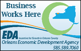 Link to Orleans Economic Development Agency on Facebook