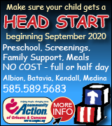 Link to Community Action Head Start information