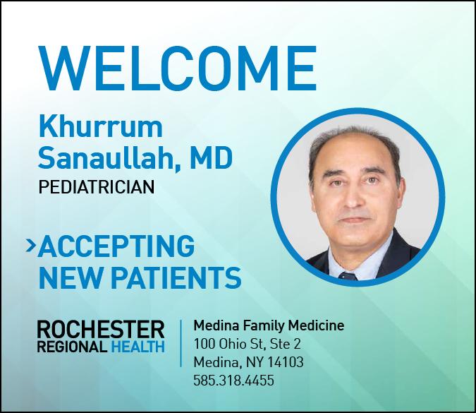Link to Medina Family Medicine website
