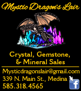 6844 Mystic Dragon's Lair