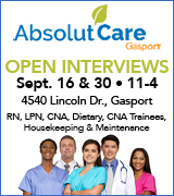 Link to Absolut Care website careers page