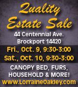 Quality Estate Auction