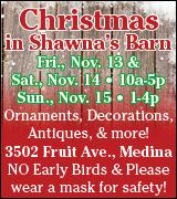 7182 Shawna's Barn 11/13