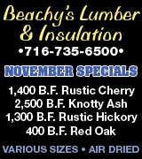 7199 Beachy Lumber – Nov Specials