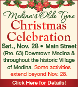 7251 Medina's Olde Tyme Christmas 11/28