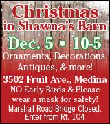 7277 Christmas Barn 12/5