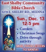 7279 East Shelby Bible Church 12/13
