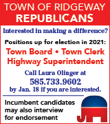 7317 Ridgeway Republicans 1/18