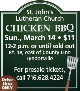 1664-19 St. John Lutheran 3/14