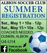 1666-25 Albion Soccer 5/1 5/15