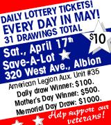 167824 American Legion 4/17