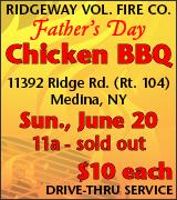 159-60 Ridgeway Chicken BBQ 6/20