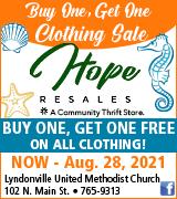 166-111 Hope Resales now-8/28