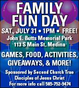 166-162 Family Fun Day 7/31