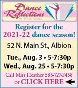 167-61 Dance Reflections 8/3