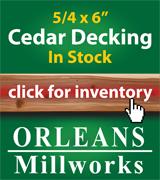 1767-18 Orleans Millworks