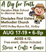 168-65 Albion FUMC VBS 8/17-19
