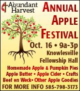 177-36 Apple Fest 10/16