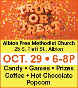 1684-25 Truck or Treat 10/29